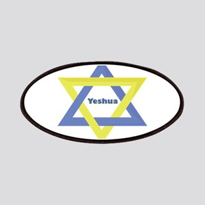 Yeshua Star Patches