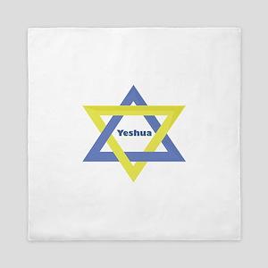 Yeshua Star Queen Duvet