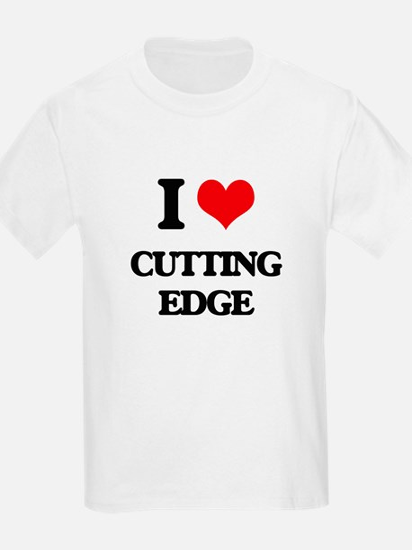 I love Cutting Edge T-Shirt
