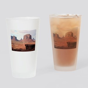 Monument Valley, John Ford's Point, Drinking Glass