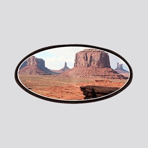 Monument Valley, John Ford's Point, Utah, Patches