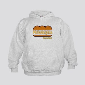 Philly Cheesesteak Kids Hoodie