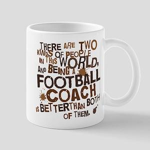 footballcoachbrown Stainless Steel Travel Mugs