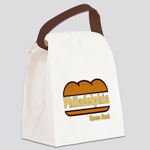 Philly Cheesesteak Canvas Lunch Bag