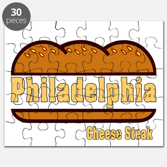 Philly Cheesesteak Puzzle