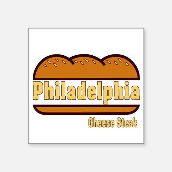 Philly Cheesesteak Sticker