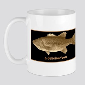 Bass fishing Mug