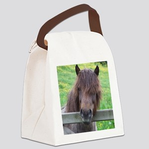 Witing for Dinner Canvas Lunch Bag