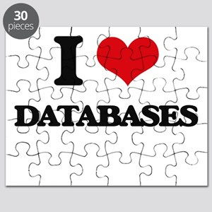 I Love Databases Puzzle