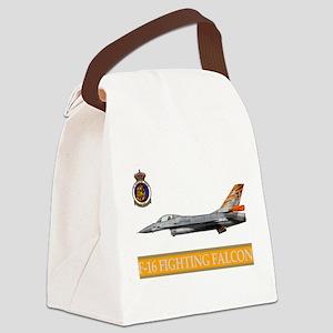 FLACON_FIGHTING_NTM_08 Canvas Lunch Bag