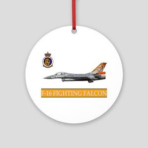 FLACON_FIGHTING_NTM_08 Ornament (Round)