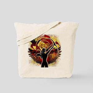 I Am The Mockingjay Tote Bag