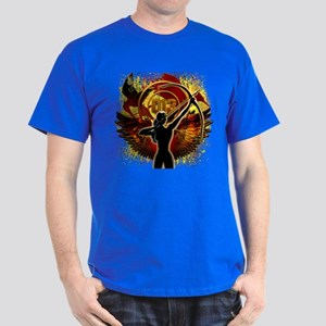 I Am The Mockingjay Dark T-Shirt