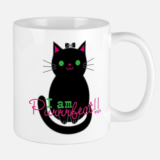 Purrfect Cat Mugs