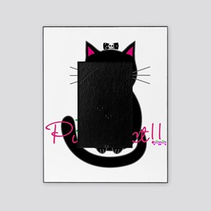 Purrfect Cat Picture Frame