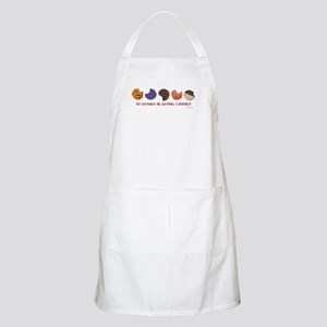 I'd rather be eating cookies BBQ Apron