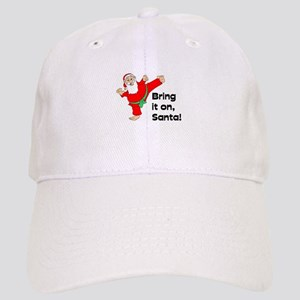 fd5cf2499f1bd Christmas Karate Hats - CafePress