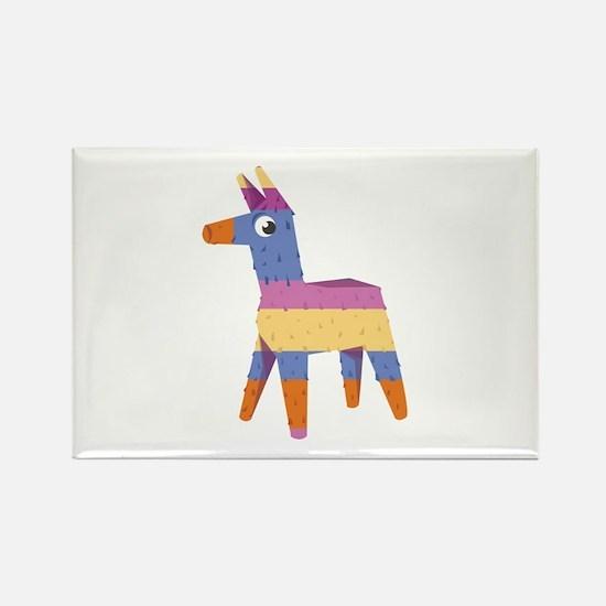 Pinata Donkey Magnets