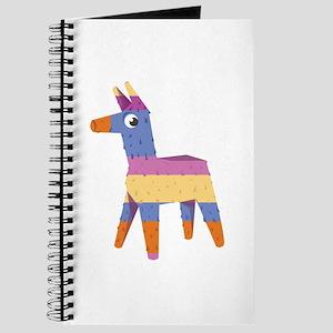 Pinata Donkey Journal