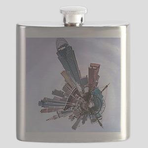 Cincinnati with a Spin Flask