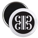 Double Alto Clef Magnets