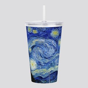 Starry Night by Vincent van Gogh Acrylic Double-wa