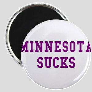 Minnesota Sucks Magnet