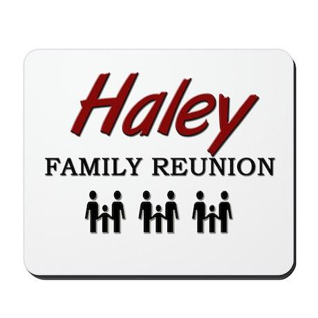 Haley Family Reunion Mousepad