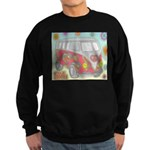 Hippie Van Glass Print Sweatshirt