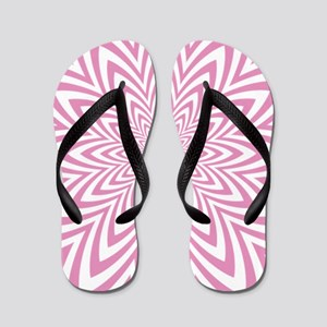 Endless Flower Flip Flops