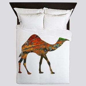 CAMEL Queen Duvet