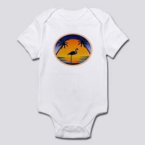 Paradise Infant Bodysuit