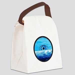 VISIONS SEA Canvas Lunch Bag
