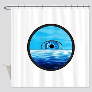 VISIONS SEA Shower Curtain
