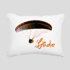 Glide Rectangular Canvas Pillow