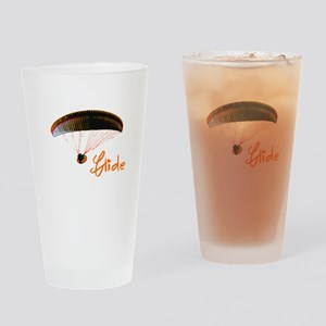 Glide Drinking Glass