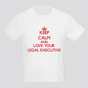 Keep Calm and love your Legal Executive T-Shirt