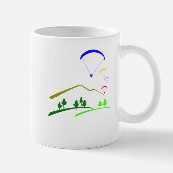 Paraglide Colour Mugs