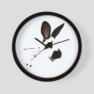 English Spot Wall Clock