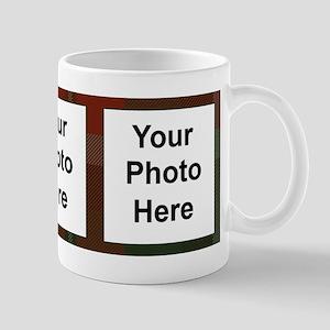 Graham Tartan 3 Photo Mugs