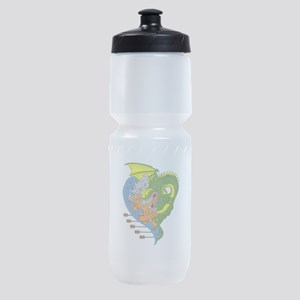 Dragon boat 9 Sports Bottle
