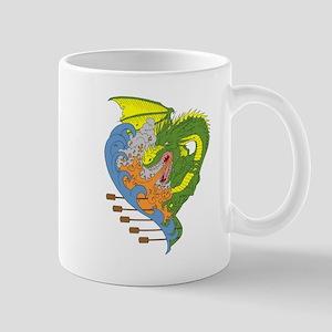 Dragon boat 9 Mugs