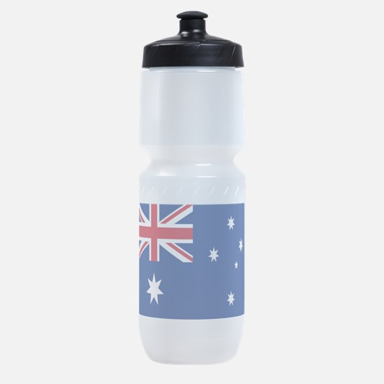Australia flag Sports Bottle