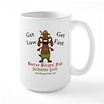 Dachshund Race Mug Mugs