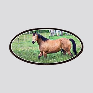 Old window horse 2 Patches