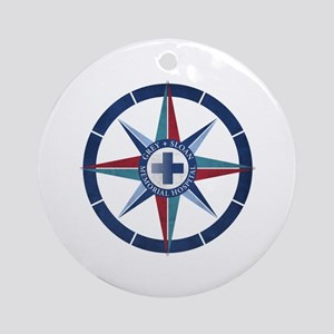 Grey Sloan Memorial Hospital Comp Ornament (Round)
