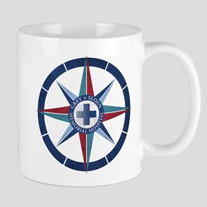 Grey Sloan Memorial Hospital Compass Mug