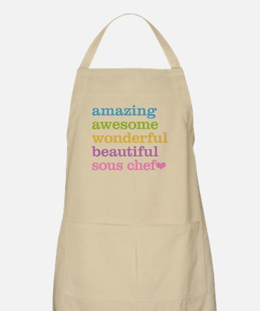 Awesome Sous Chef Apron