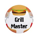 Grill Master Hamburgers Hot Dots 3.5