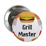 Grill Master Hamburgers Hot Dots 2.25